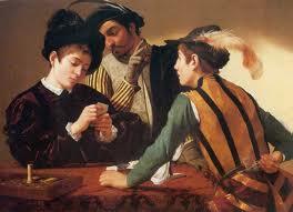 """""""Il Baro"""" - Caravaggio"""
