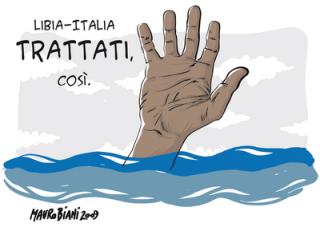italia libia