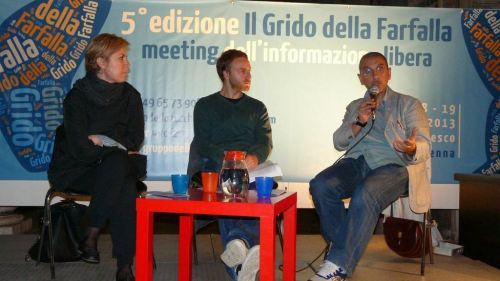 Mila Spicola, Andrea, Girolamo DiMichele