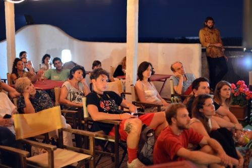 Molti i giovani presenti